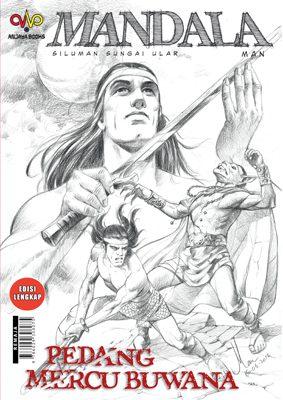 Cover Pedang Mercu Buwana Bundel KRIS